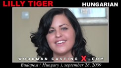 Access Lilly Tiger casting in streaming. Pierre Woodman undress Lilly Tiger, a Hungarian girl.