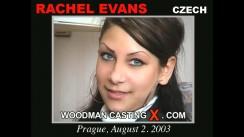Download Rachel Evans casting video files. Pierre Woodman undress Rachel Evans, a Czech girl.